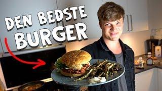 Fredags Fråder: Burger Uden Kød & Bønne Fritter