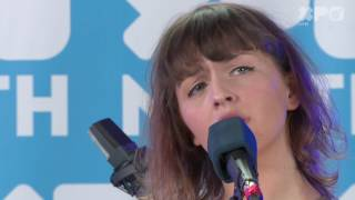 XpoNorth Live! 2017: Vic Galloway, BBC Introducing: Emme Woods.