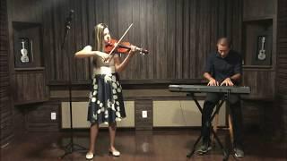 Quero Conhecer Jesus no Violino | Sarah Mateus e Sérgio Moraes