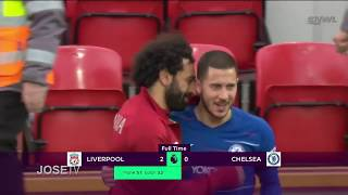 Liverpool 2-0 Chelsea 14/04/2019 (Peter Drury Commentary)