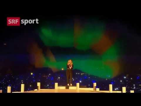 Ella Henderson-Ghost/Glow Live in Zurich 2014