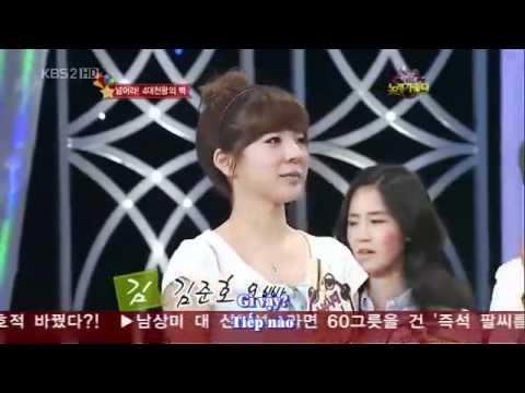 Good Song SNSD @ Sunny , Yuri , Jessica , SeoHyun , SooYoung  Part 2/5 (Vietsub)