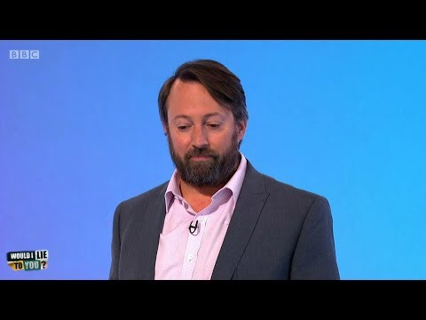 Does David Mitchell go shopping on only one gulp of air? - Would I Lie to You? [HD][CC-EN,ES]