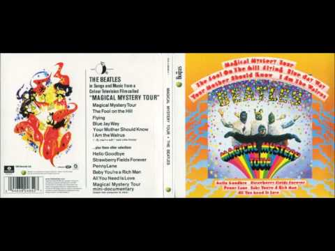 The Beatles - Magical Mystery Tour (FULL ALBUM - Stereo Remastered)