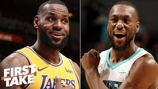 Stephen A. imagines Kemba Walker on Lakers with LeBron   First Take