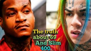 The truth about 6ix9ine fighting with Slim 400