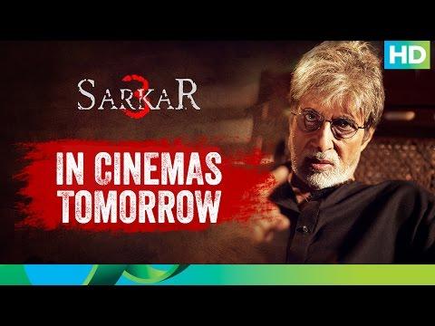 RGV's Sarkar 3 Countdown-Tomorrow In Theatres