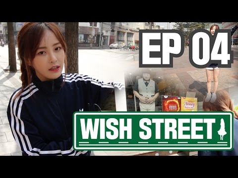 Wish Street EP 4. Vlog to One of Korean Hot Streets of Seoul, Sangsu(상수)   Wishtrend