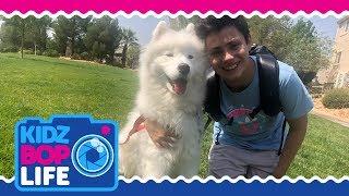 KIDZ BOP Life: Vlog # 31 - Shane Explores Zion National Park