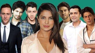 Priyanka Chopra's ex boyfriends and the present boyfriend