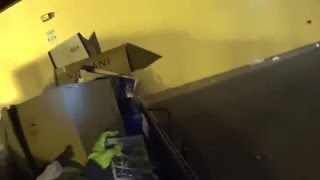 FOUND AN XBOX!!!-GAMESTOP DUMPSTER DIVE EPISODE 2