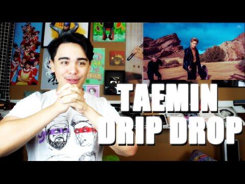 TAEMIN - Drip Drop Performance Video Reaction [That Hump Tho]