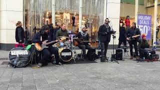 Keywest - The Little Things (live in Liverpool City Centre, 15.12.17)