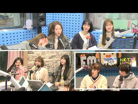 오마이걸(OH MY GIRL) 개인기 [SBS NCT의 night night! (나잇나잇)]