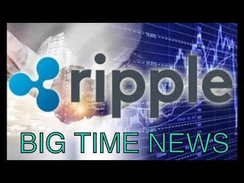 Ripple Signs Massive Deal with UAE Exchange - Ripple XRP Cryptocurrency NEWS