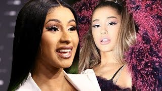 Cardi B SHUTS DOWN New TV Show Rumours! Ariana Grande Calls Out Her Fans!
