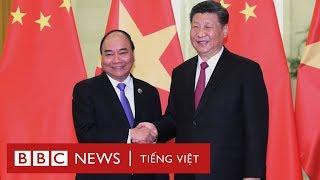 """Diễn đàn cấp cao """"Vành đai & Con đường"""" II tại Bắc Kinh - BBC News Tiếng Việt"""