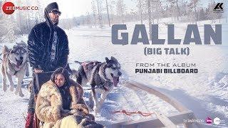 Gallan – Manj Musik – Jaani