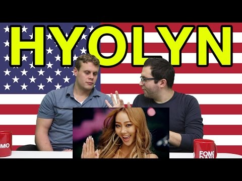 Fomo Daily Reacts to Hyolyn