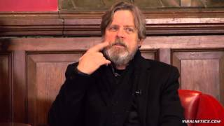 Mark Hamill on Force Awakens and His Relationship with Daisy Ridley