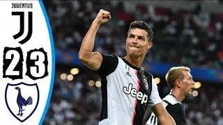 Juventus vs Tottenham 2-3 - Highlights & Goals Resumen & Goles 2019 HD
