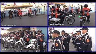 بالفيديو..مصلحة جديدة للشرطة بالصخيرات-التمارة   |   روبورتاج