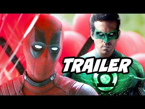Deadpool 2 Trailer Deadpool Apologizes For Green Lantern