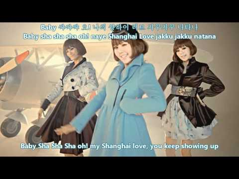 Orange Caramel - Shanghai Romance MV [eng sub + romanization + hangul]