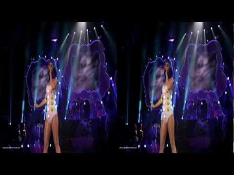 Katy Perry - Firework (Part Of Me 3D - Live)