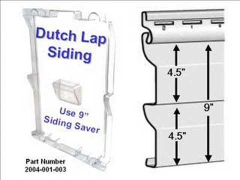 Siding Saver Mounting Bracket Youtube