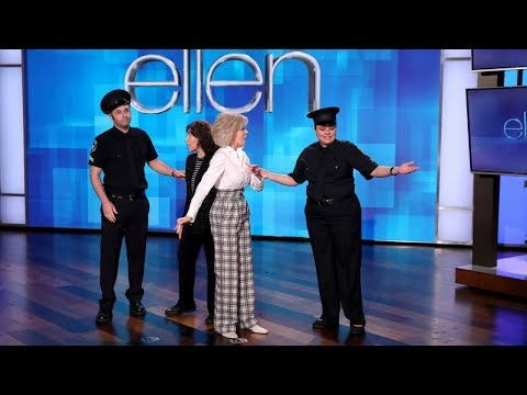Guest Hosts Jane Fonda and Lily Tomlin Got Arrested