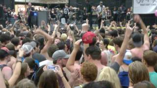 Beartooth - Aggressive (Vans Warped Tour 2017, ATL)