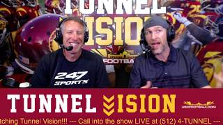 Tunnel Vision - USC picks up three new commits