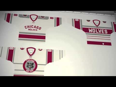 Making the Wolves 20th anniversary alternate jersey