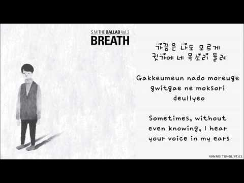 [SM The Ballad: Krystal & Chen] When I Was, When You Were (Hangul/Romanized/English Sub) Lyrics