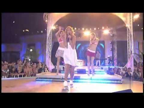 Rockstroh Ich will doch nur tanzen live