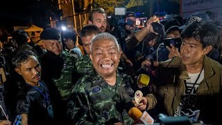 Thailand cave rescue: Escape may require boys learning to dive