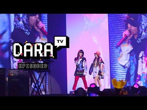 DARA TV │DARALOG #ep.9 KWON JI YONG MOTTE TOUR CONCERT