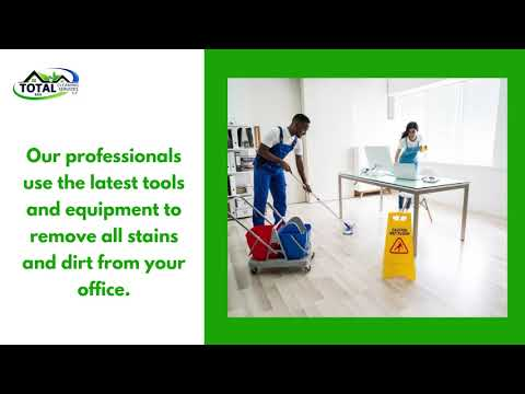 Professional Office Cleaning Services Brooklyn Park MN