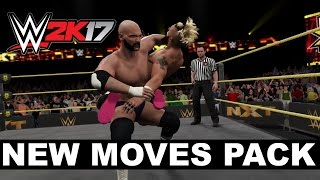 WWE 2K17 gets some new moves