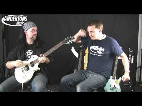 The Andertons Affordable Guitar Shootout - Part 1