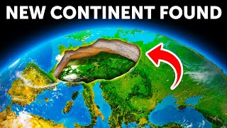 Earth Has a New Continent, But It's Hiding