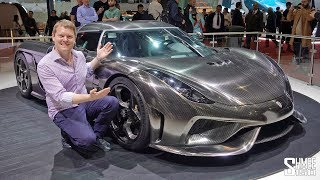 The Most EXTREME Cars in the World!
