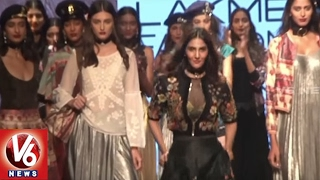 Bollywood celebs glitter in Lakme Fashion Show..