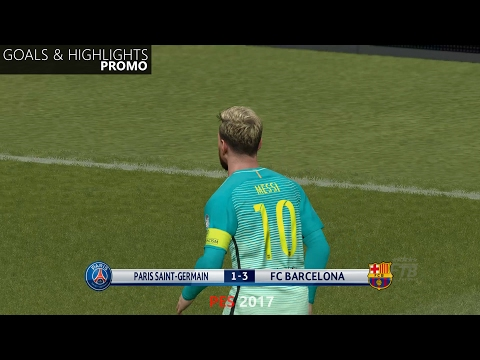 Paris Germain vs Barcelona