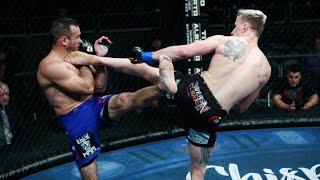 Kyle Driscoll vs Rey Trujillo Full Fight | MMA | Combate Dallas