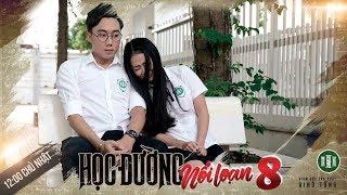 PHIM CẤP 3 - Phần 8 : Tập 15 | Phim Học Sinh Hài Hước 2018 | Ginô Tống, Kim Chi, Lục Anh