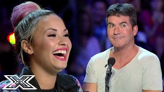 UNSUCCESSFUL X Factor Auditions That Made Judges LAUGH | X Factor Global