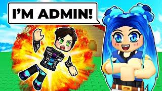 I have Roblox Admin Commands...
