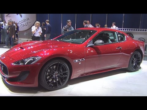 @Maserati #GranTurismo Special Edition 1 of 400 (2017) Exterior and Interior in 3D